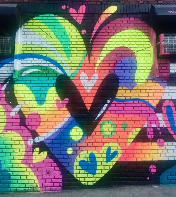 Jayson Naylor Mural V