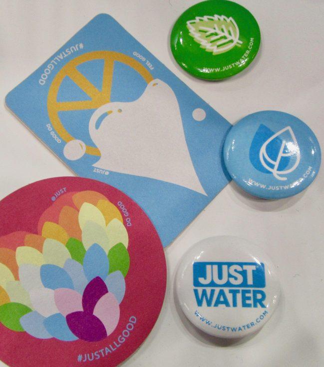 Just Water Branding
