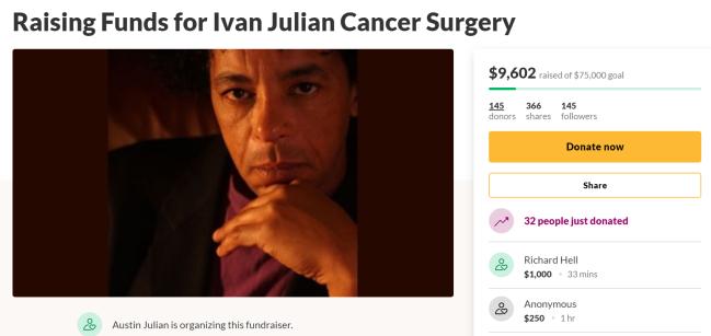 Ivan Julian GFM Update