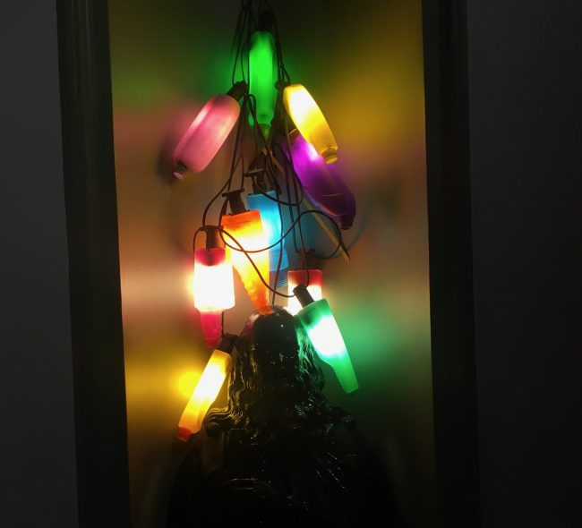 Recycled Bottle Lights