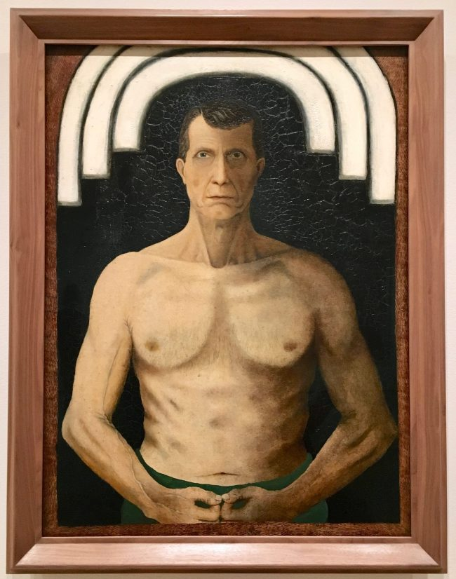 John Kane Self Portrait
