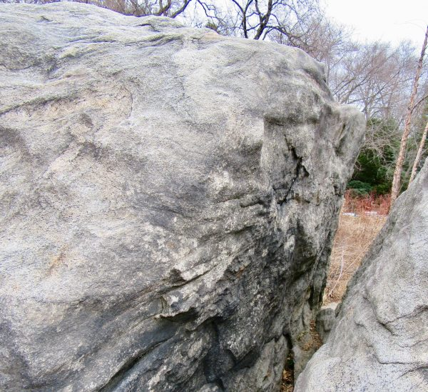 Split Rock Detail