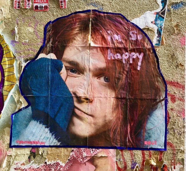 Kurt Cobain By Poet Photo By Gail Worley