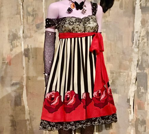 Anna Sui Dorothy Draper Pirate Ensemble by Gail Worley