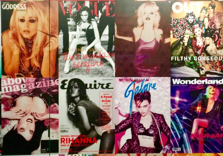 30 Years of Photographing Women Ellen von Unwerth By Gail Worley