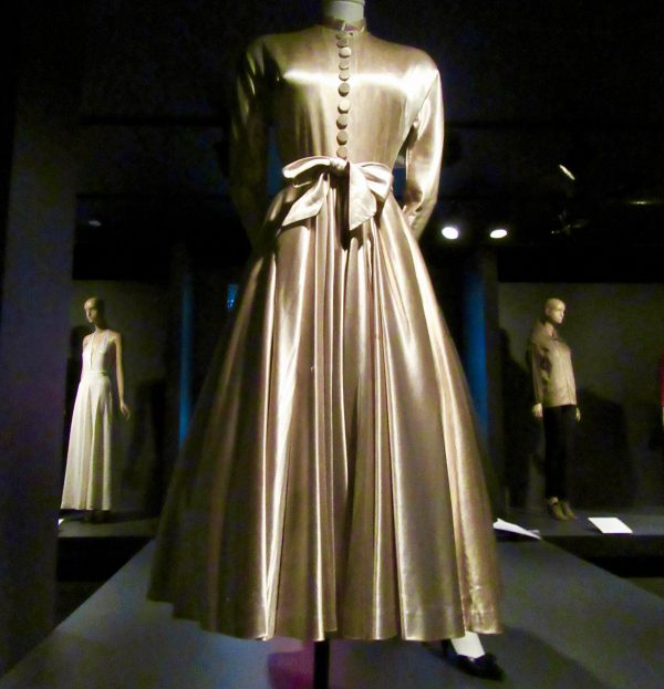 Christian Dior Columbine Dress Photo By Gail Worley