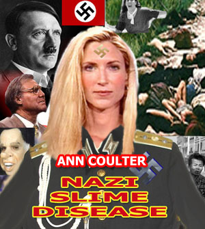 ann coulter is a nazi
