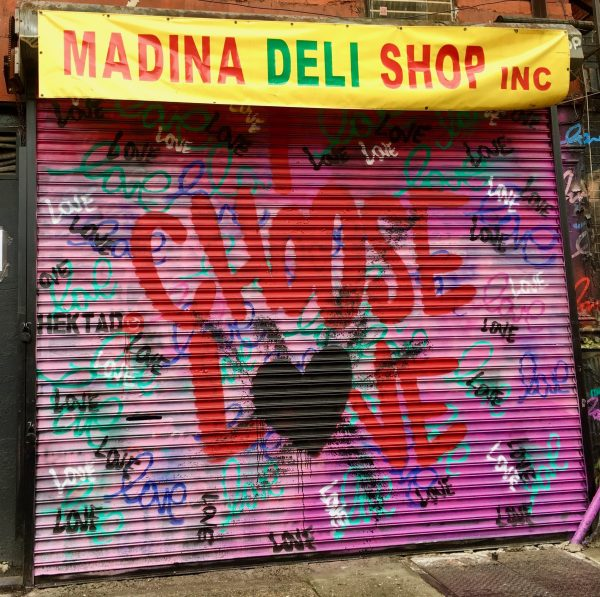 Madina Deli Shop Photo By Gail Worley