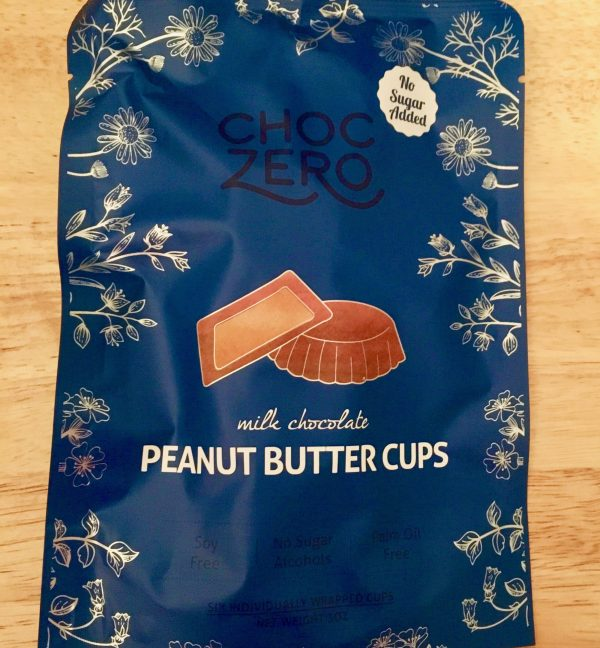 choczero milk chocolate peanut butter cups photo by gail worley