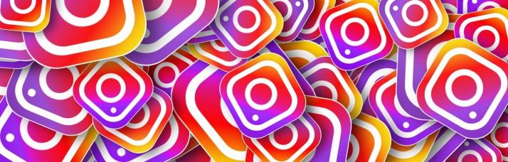 Instagram logo graphic