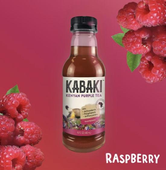 kabaki purple tea raspberry