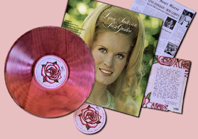 rose garden vinyl collectors edition