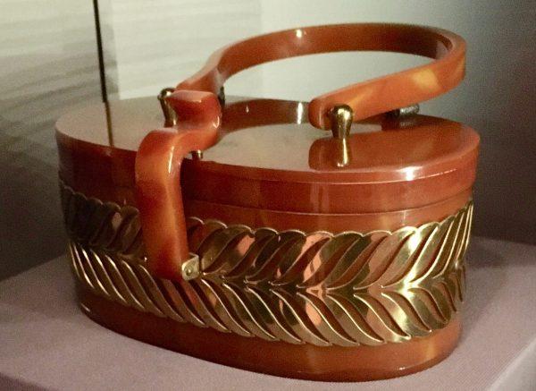 lucite box handbag photo by gail worley