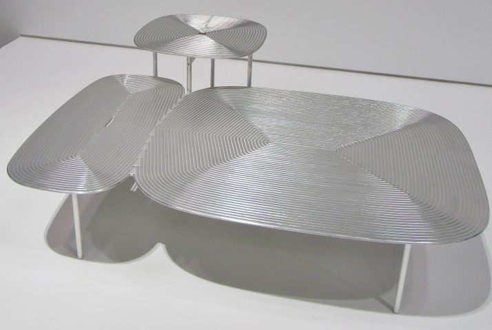 collate table by alex brokamp above view photo by gail worley