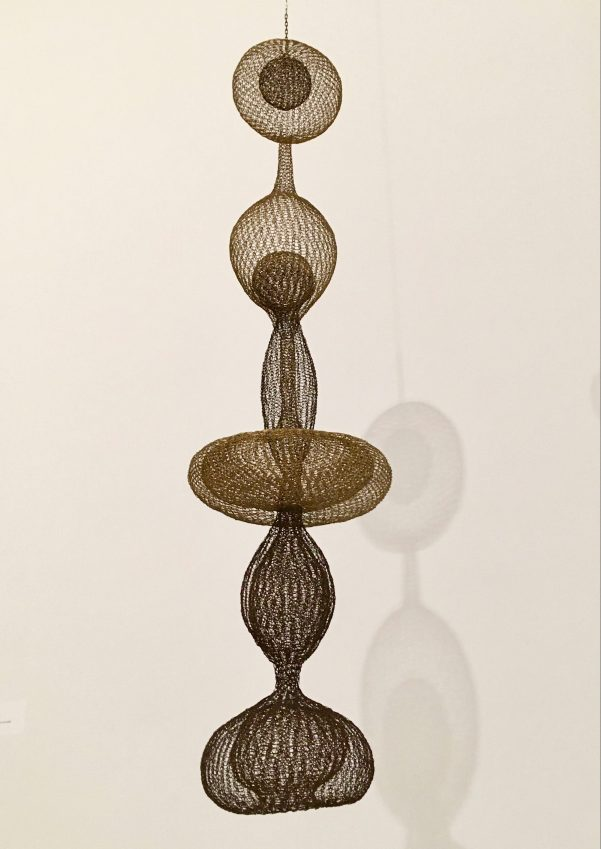 ruth asawa sculpture photo by gail worley